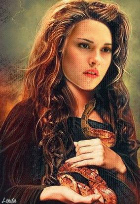 Vampire Bella by charmedangel61
