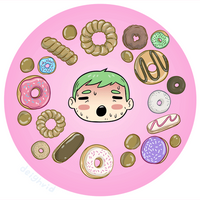 National Donut Day by Deighvid