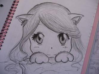 Neko me :3 nya! by KawaiiRuby