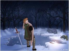 SPOILER: The Sword in the Pond