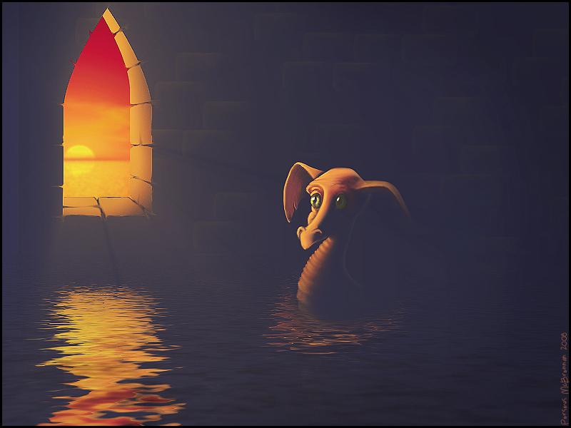 Little Dragon by Harry-Potter-Spain