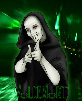 The Dark Lord Voldemort