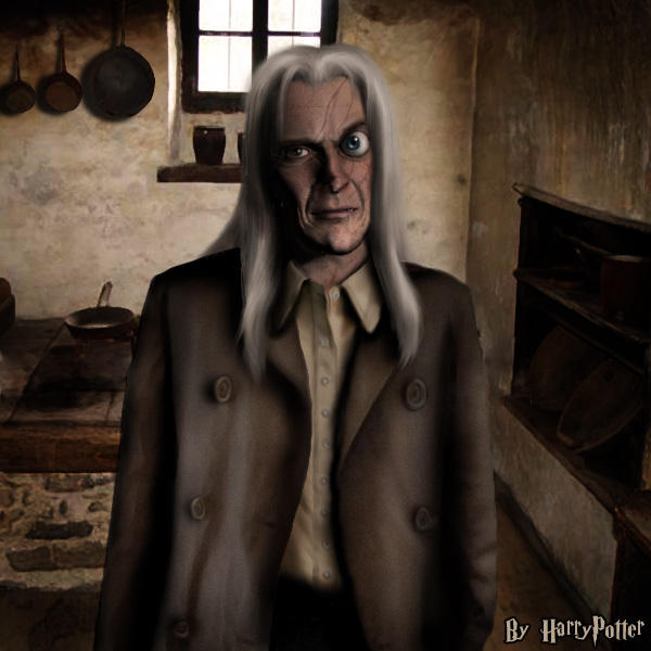 Mad-Eye Moody by Harry-Potter-Spain on DeviantArt
