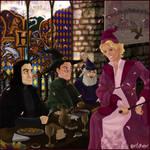 St. Valentine's at Hogwarts