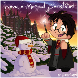 A very Harry Christmas by Harry-Potter-Spain on DeviantArt