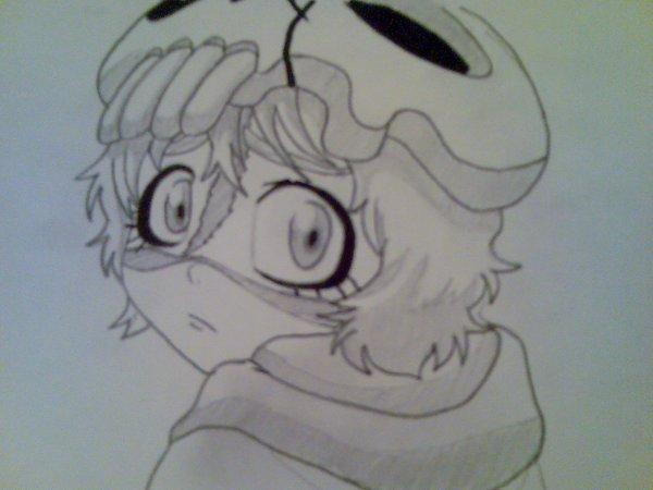 Bleach Drawings By Kenpachi 001