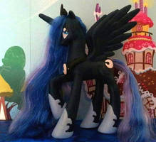 Princess Luna - Custom Made by CelestPapermoon
