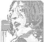 John Lennon ASCII