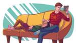 James and Cynthia