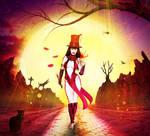 Vampire Moonwalk.