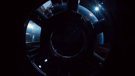 Earth from the ISS Cupola [HD] by DerGrenadier