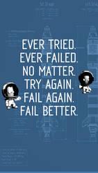 Ever Tried [KSP/Phone Wallpaper Version] by DerGrenadier