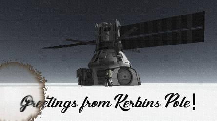 Greetings from Kerbin! [Bill Kerman]