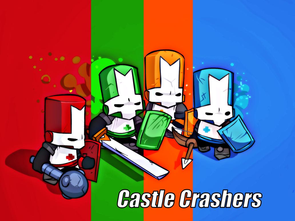castle crashers necromancer wallpaper viewing gallery