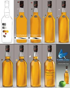 Tutorial - Bottle beer by michan