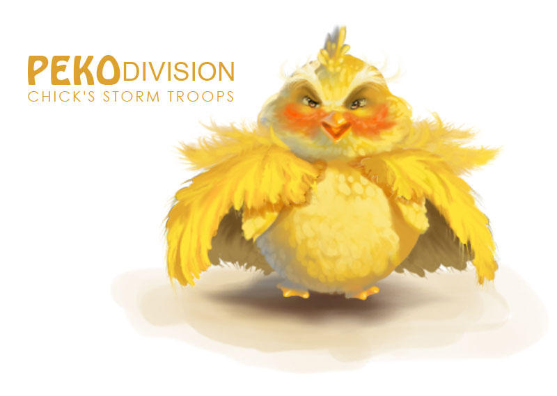 Peko Division by michan