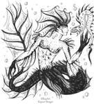 Mermay 18_in Dark water