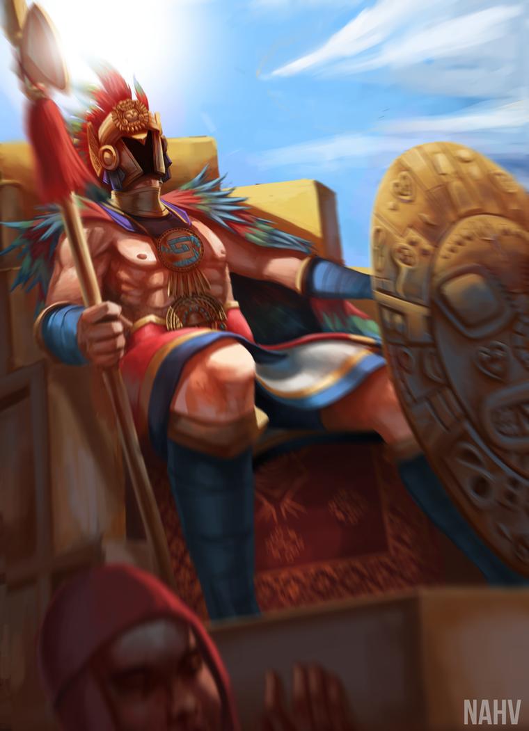 Incan Pantheon (Scion)