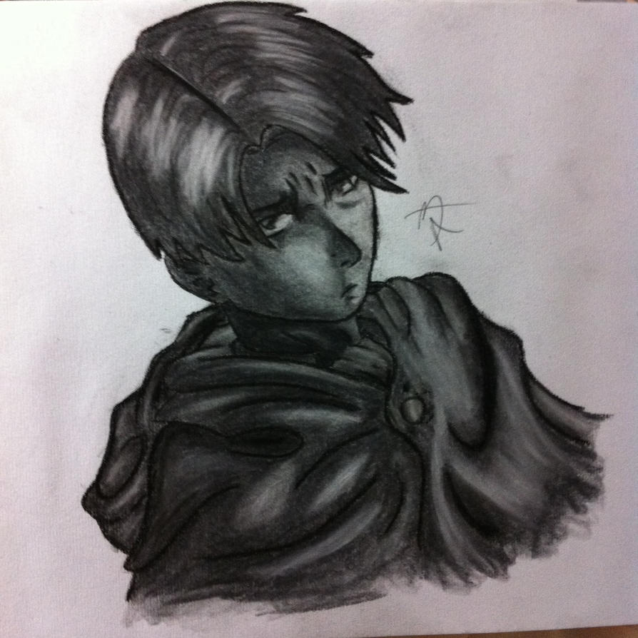 Levi Rivaille by TinyLaxus