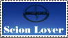 Scion Stamp by MushuD