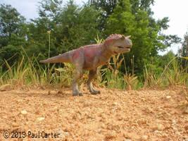 Carnotaurus by Carnosaur