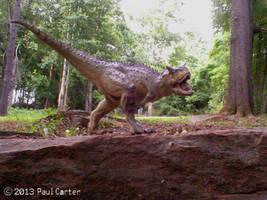 Papo Carnotaurus by Carnosaur