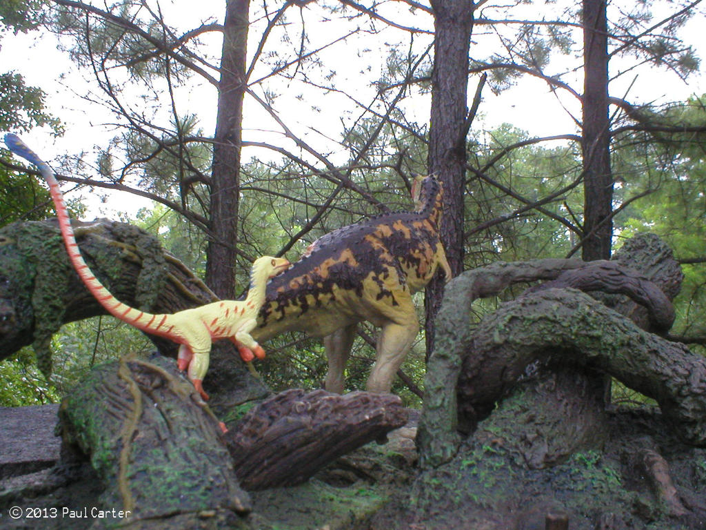 Carnotaurus Attacks! by Carnosaur on DeviantArt