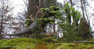 Postosuchus VS Plateosaurus 2