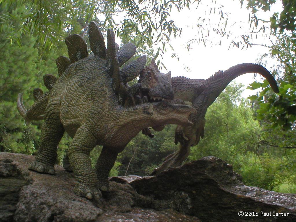 Carnosaur's Dinosaur art - page 9 - Dinosaur Toy Forum