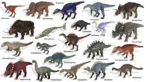 Even more spore dinosaurs.