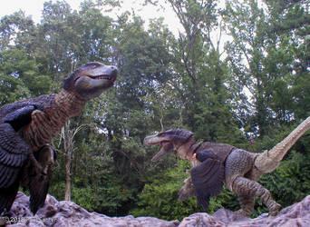 Dromaeosaurus by Carnosaur