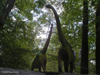 Jurassic Giants by Carnosaur