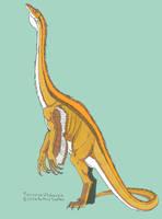 Falcarius Utahensis by Carnosaur
