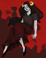 Aradia by alyderp
