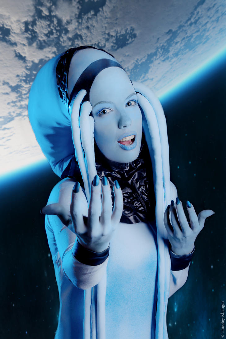 Plavalaguna cosplay by Freia-Raven