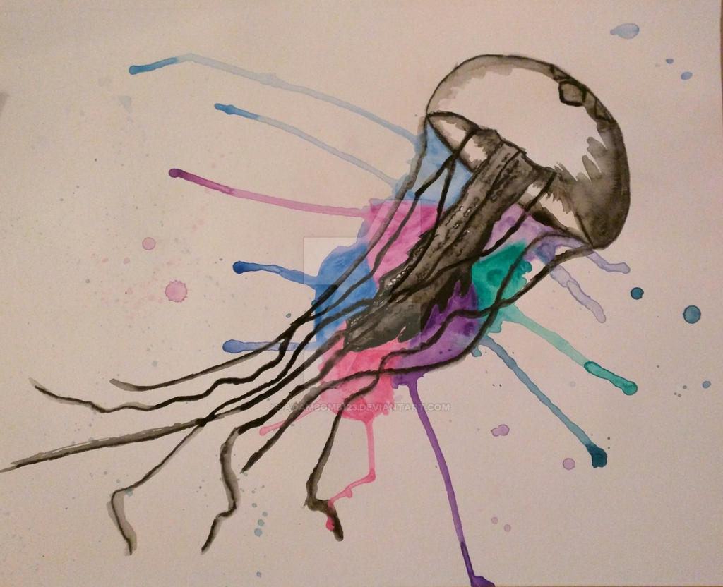 Jellyfish by adamBomb123