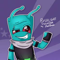 RushLight Invader Fan Art