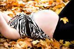 8 months Pregnant