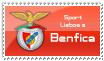 Benfica Stamp by 3enzo