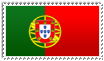 Portugal Stamp by 3enzo