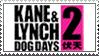 Kane Lynch 2 Dog Days Stamp by 3enzo