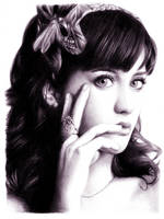 Katy Perry by watermeloons