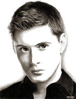 Jensen Ackles by watermeloons