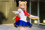 Sailor Moon - Moon Healing Escalation