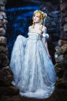 Princess Serenity - 4 by MyoTsubasa