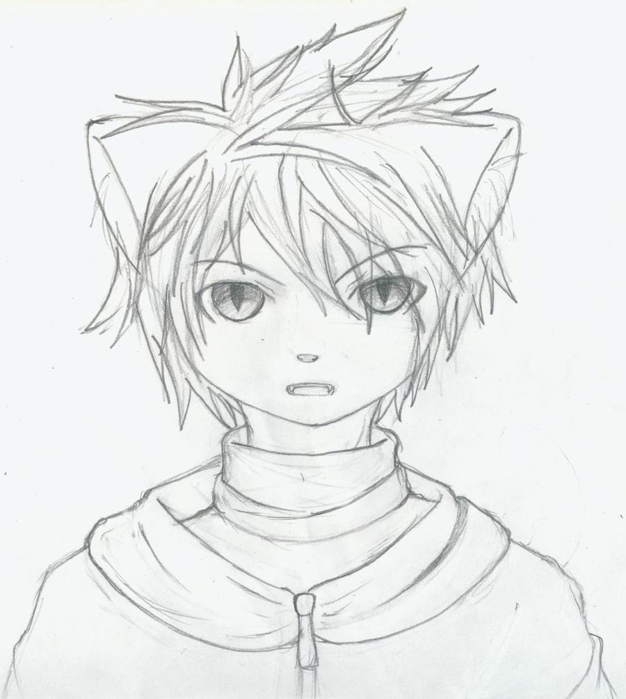 Request 4 - Cat Boy By Ignite-manga On DeviantArt