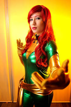 Jean Grey: Phoenix