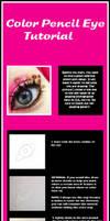 Colorpencil Eye Tutorial