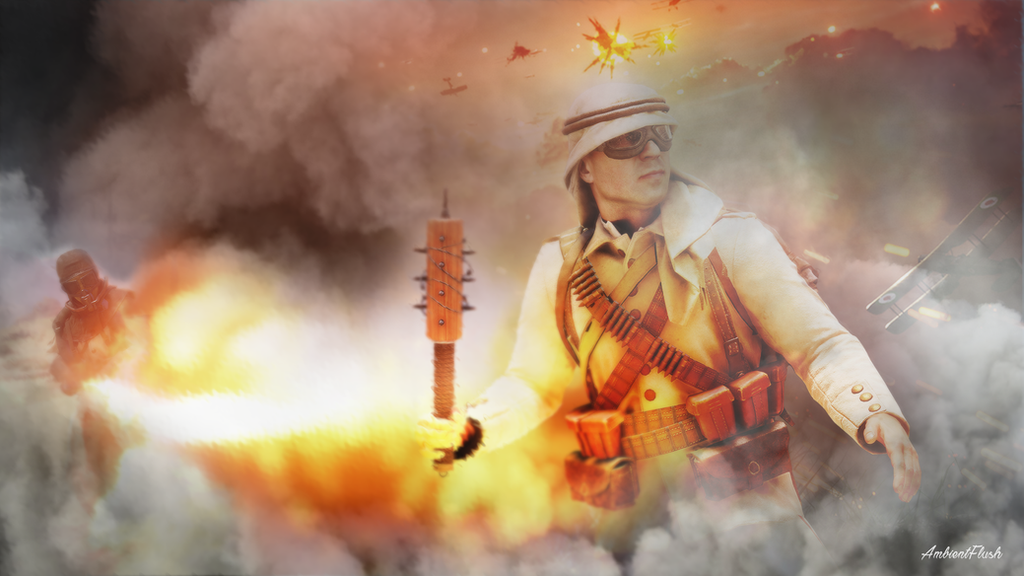 Battlefield  Sentry Kit Free To Use Wallpaper By Ambientflush