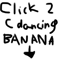 Dancing Banana by Hyperactive-Jello